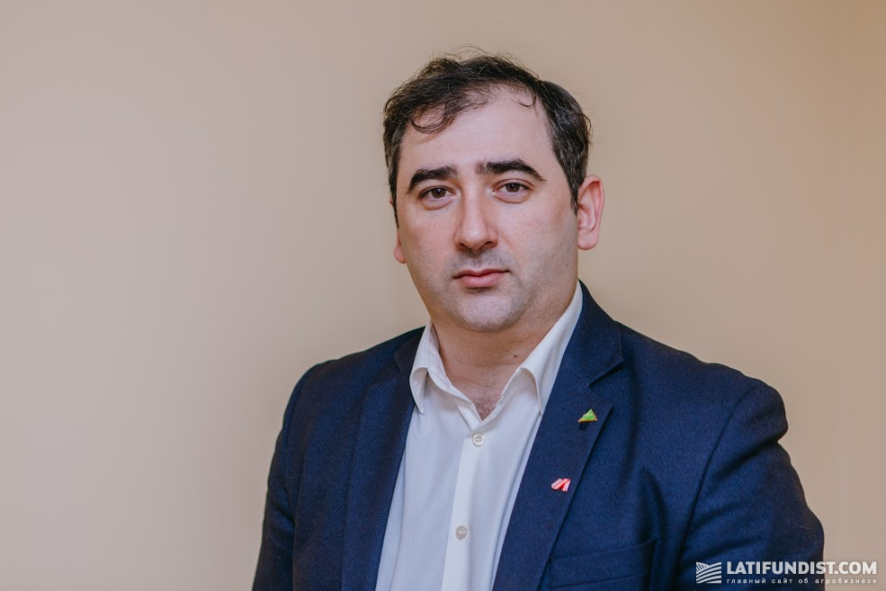 Павел Футерник, директор компании «Ромер Лабс Украина»