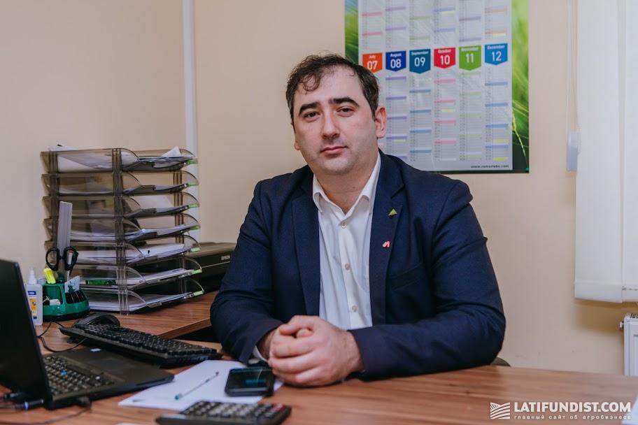 Павел Футерник