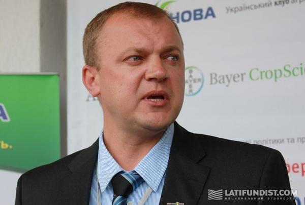Сергей Гайдай, генеральный директор СТОВ «Дружба-Нова»