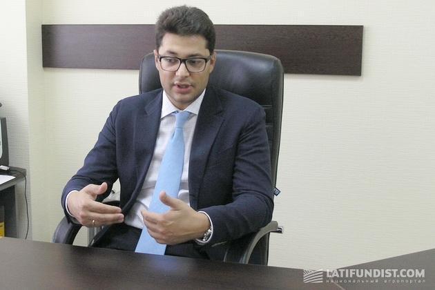 Роман Гиршфельд, директор по маркетингу и продажам ИГ УПЭК