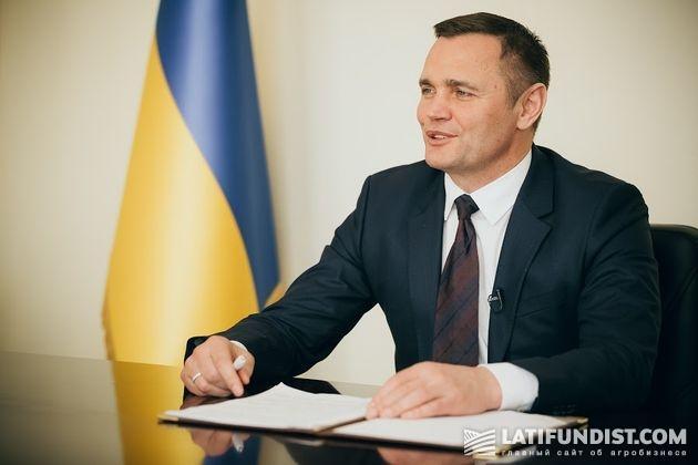 Александр Григорович, и.о главы правления «Государственной продовольственно-зерновой корпорации Украины»