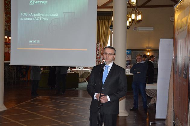 Игорь Губарев, генеральный директор АСА «АСТРА»