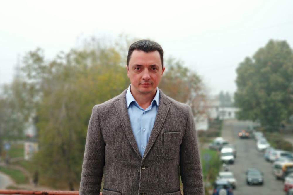 Артур Херувимов, руководитель бизнеса завода «Фрегат»