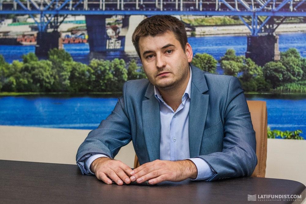 Богдан Голубояр, руководитель департамента проектного менеджмента компании «Интерпроект»