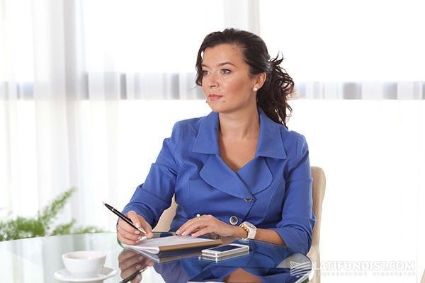Татьяна Гавриш, управляющий партнер Юридической компании ILF («Инюрполис»)