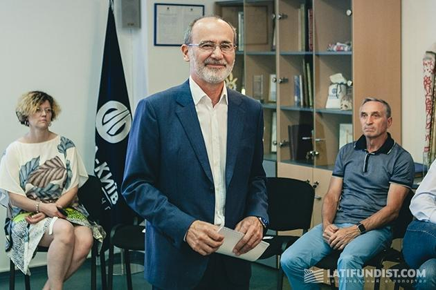 Генеральный директор агропромохолдинга «Астарта-Киев» Виктор Иванчик