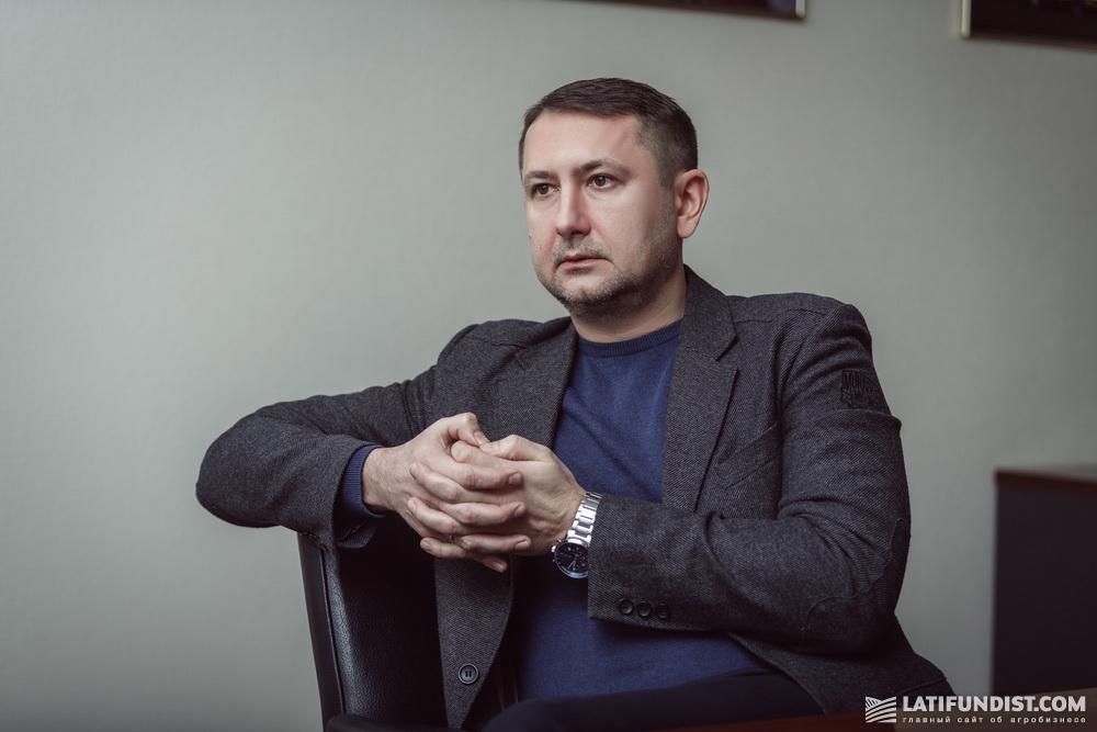 Сергей Иванов, заместитель главы правления по коммерции и маркетингу агрохолдинга «Мироновский Хлебопродукт»