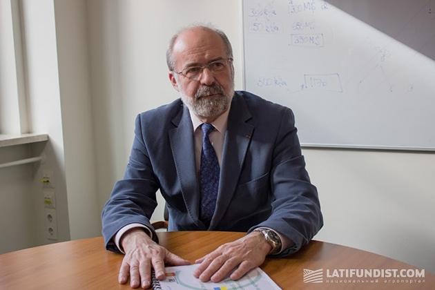 Советник правления по сельскохозяйственным вопросам «Креди Агриколь Банк»