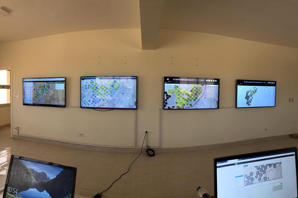 Система спутникового мониторинга посевов Cropio