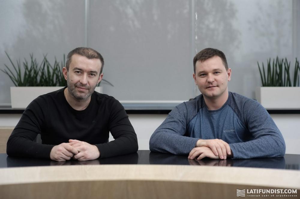 Леонид Власов и Андрей Кияненко