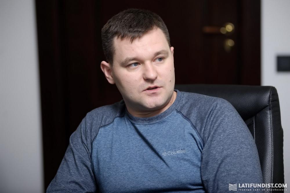 Андрей Кияненко, начальник отдела по внедрению инноваций компании «Мироновский Хлебопродукт»