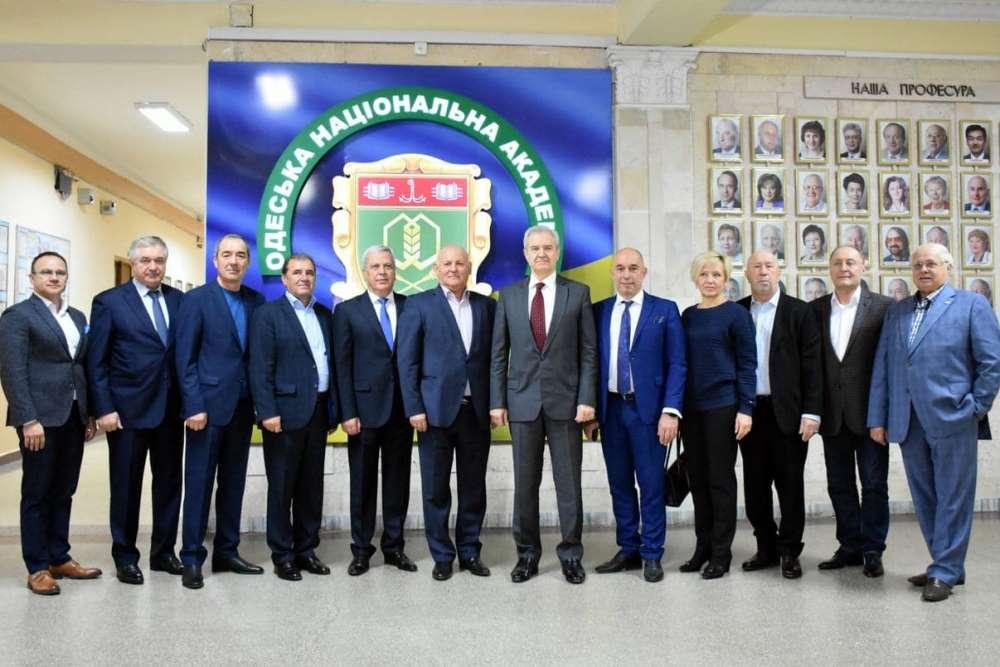 Наблюдательный совет Одесской Национальной Академии Пищевых Технологий