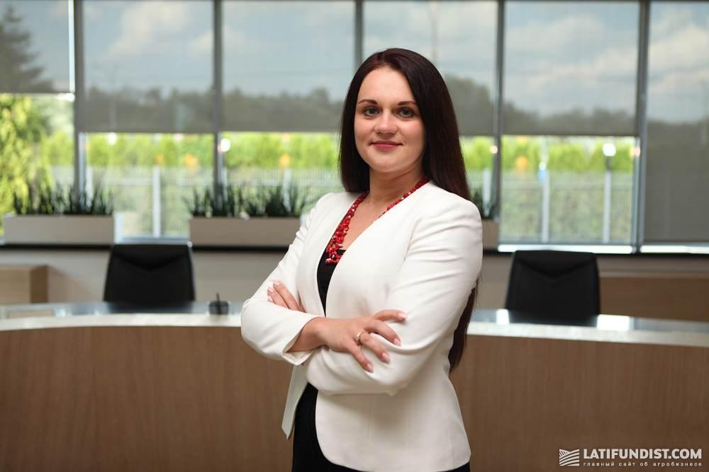 Виктория Нагирняк, автор материала, руководитель отдела корпоративной социальной ответственности МХП