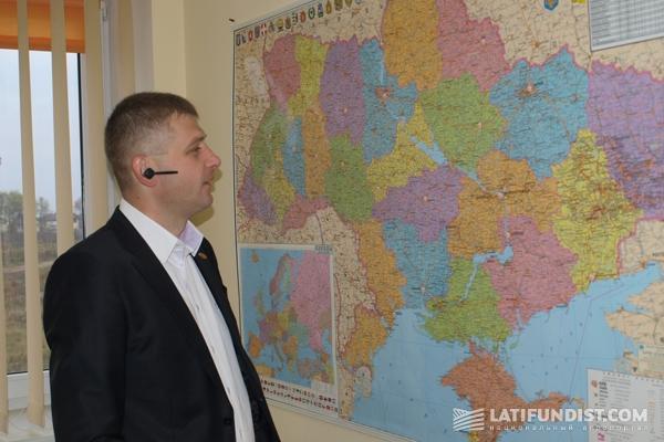 Роман Ковальчук, коммерческий директор ООО «Агростроительный альянс «АСТРА»