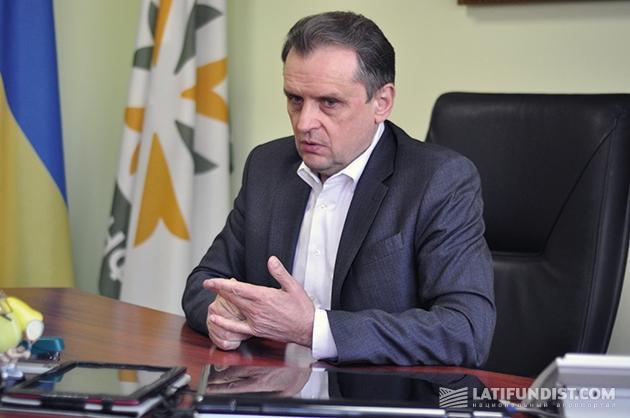 Леонид Козаченко, президент «Украинской аграрной конфедерации»