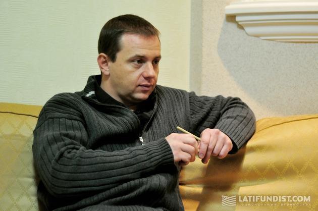 Сергей Кравчук, Генеральный директор «Галс Агро»