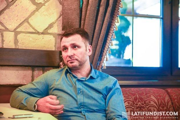 Виктор Кухарчук, бывший операционный директор «Мрия Агрохолдинг»