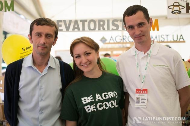 Latifundist.com и Сергей Курбатов