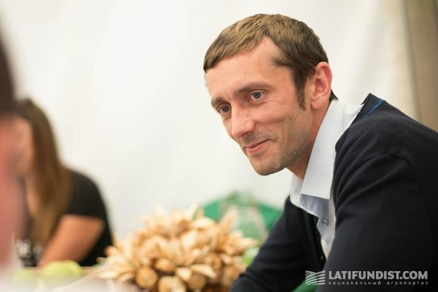 Старший менеджер по коммерческой стратегии компании AgroGeneration Сергей Курбатов
