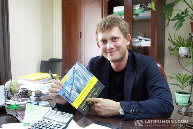 Алексей Кустов, основатель группы компаний Alebor Group