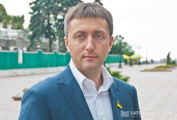 Сергей Лабазюк, первый заместитель Главы комитета ВРУ  по вопросам аграрной политики и земельных отношений