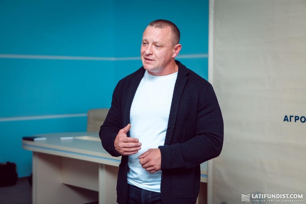 Игорь Лещенко, исполнительный директор «Винницкой птицефабрики»
