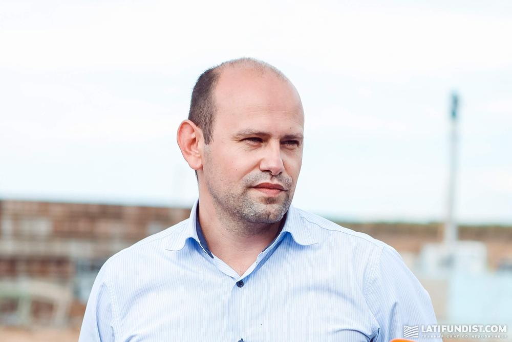 Иван Тракслер, директор компании «МХП Эко Энерджи»