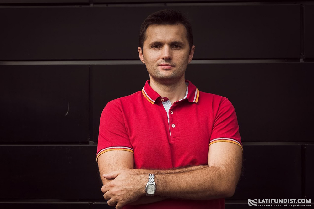 Олег Лагодиенко, сооснователь компании «Этиконтроль», член семейного фермерского хозяйства «Колос»