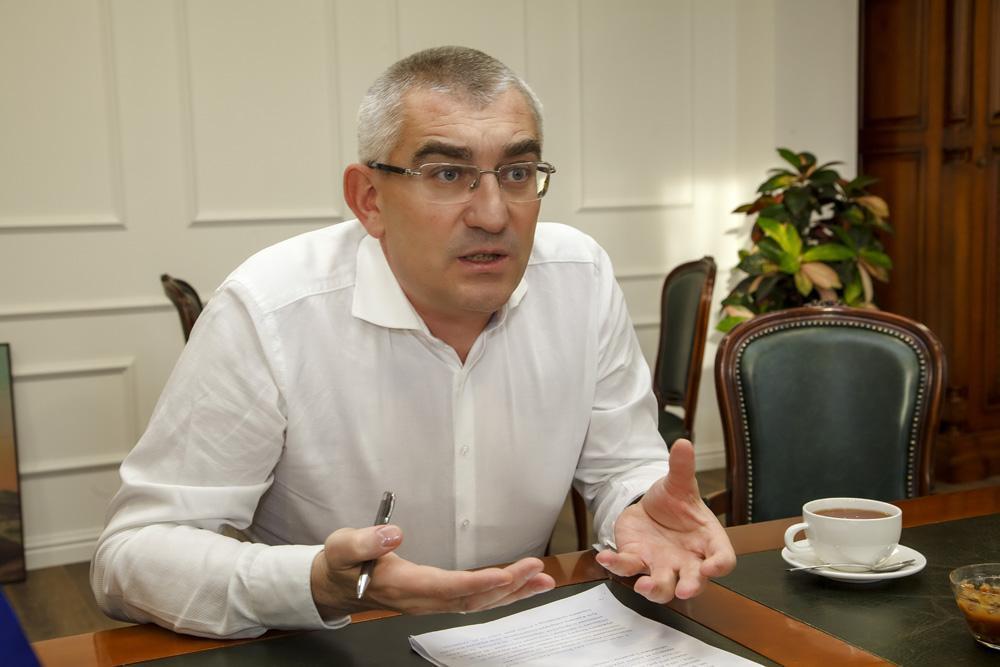 Иван Чайковский, генеральный директор холдинга «Агропродсервис»