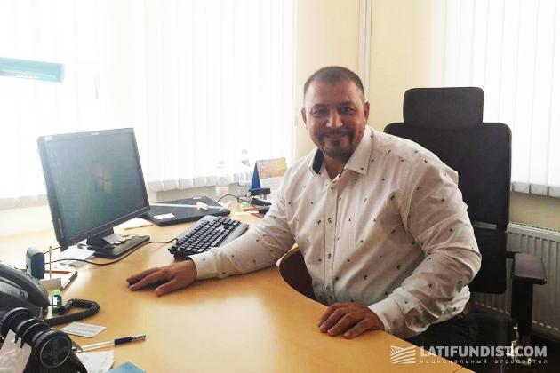 Владимир Домалюк, руководитель подразделения Crop Science