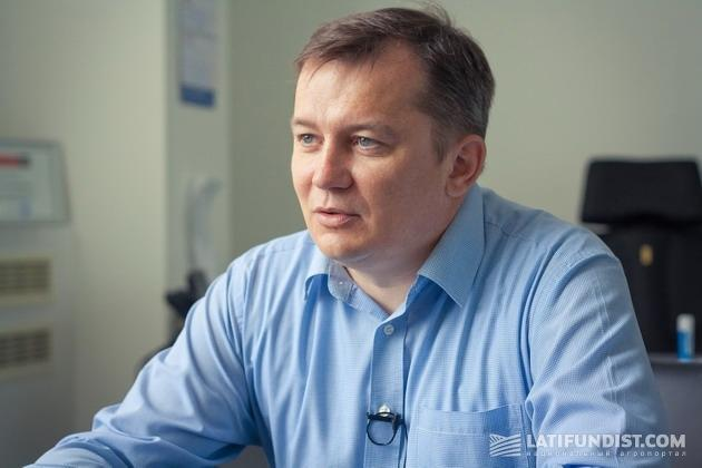 Роберт Ливинюков, руководитель отдела силовых установок