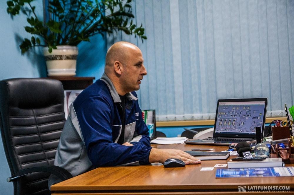 Владимир Лаврик, директор Яреськовского сахарного завода («Астарта-Киев»)