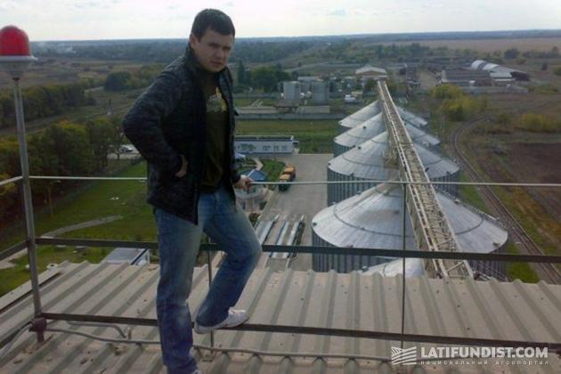 Ярослав Люльчак (Фото со страницы ВКонтакте)