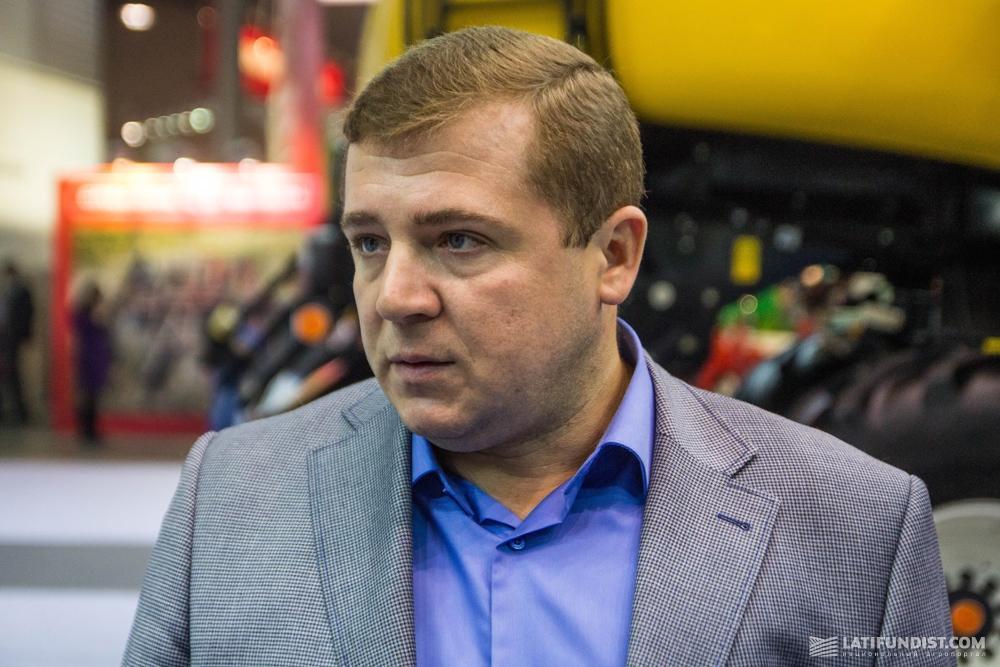 Александр Бондаренко, начальник инженерной службы МХП