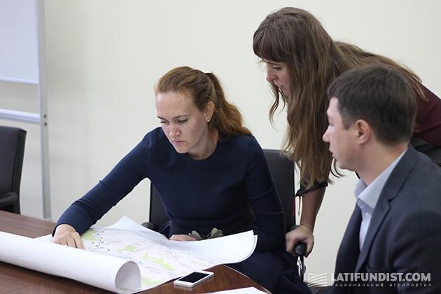 Анастасия Соботюк и Александр Семенец