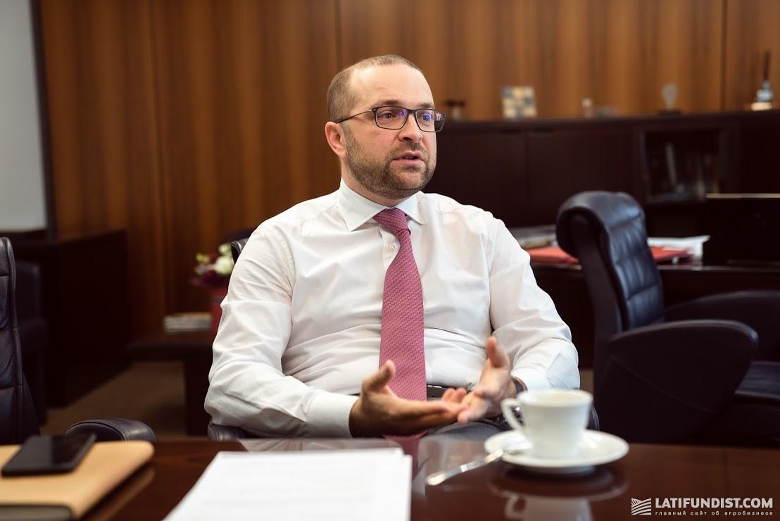 Сергей Магдыч, заместитель председателя правления ПУМБ по корпоративному бизнесу