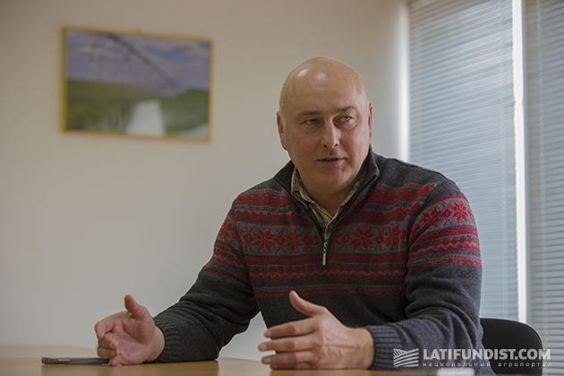 Директор Continental Farmers Group Станислав Ян Михай