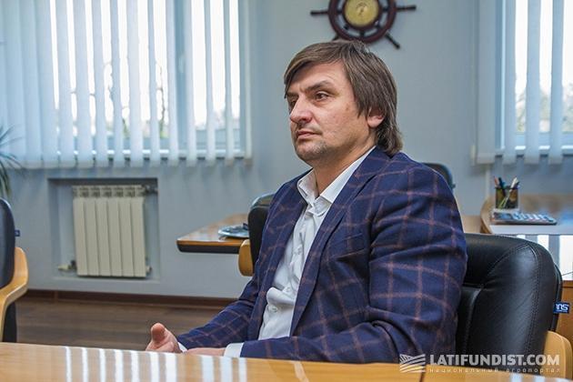 Главный исполнительный директор бизнес-группы «Арника» Олег Максак