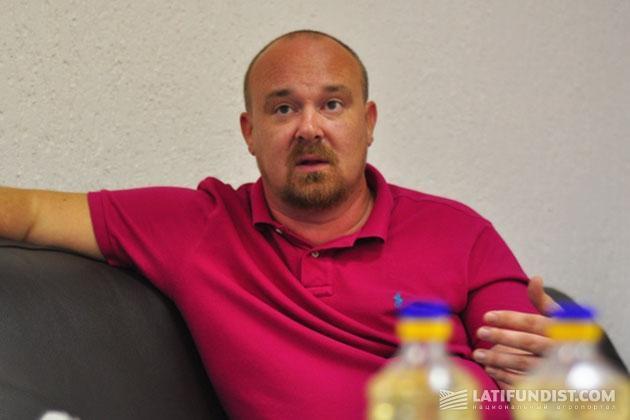 Максим Березкин, председатель Наблюдательного совета Группы «Креатив»
