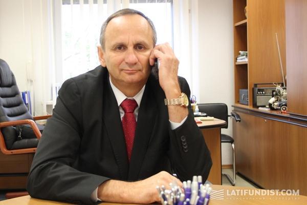 Александр Мельник, генеральный директор ООО «Сесвандерхаве-Украина»