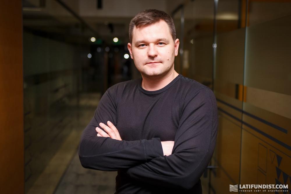 Андрей Кияненко, начальник отдела по внедрению инноваций компании
