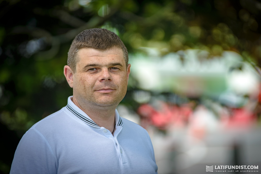 Владимир Нагорный, руководитель отдела земельной политики и имущественных отношений