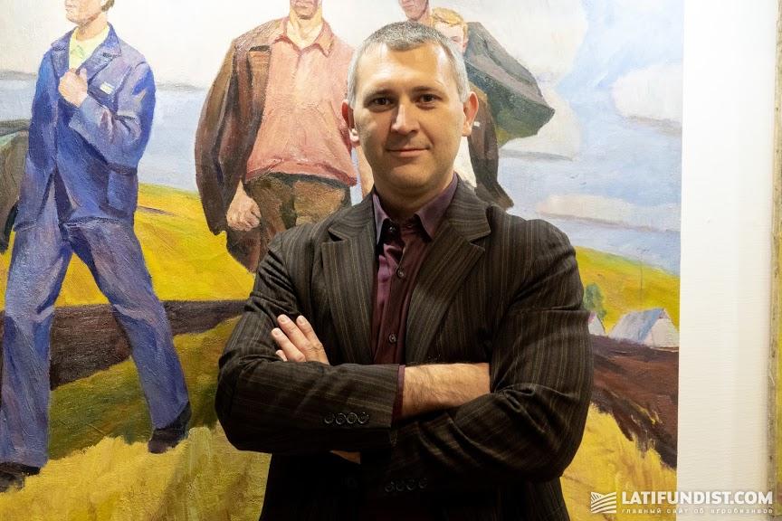 Владимир Коваленко, автор материала, председатель общественной организации «Прозрачная земля»