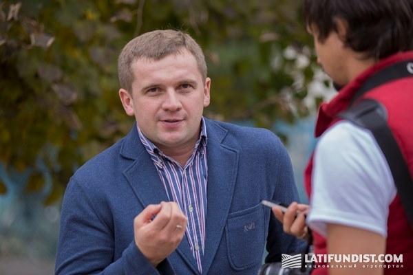 Владимир Невистюк, директор холдинга «Т-Цукор»