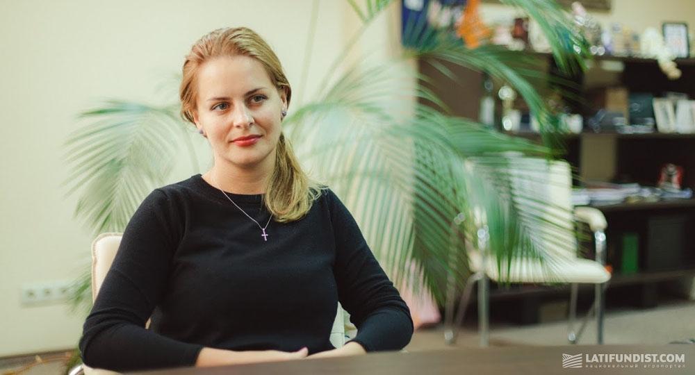 Янина Пономарева, коммерческий директор «ОТП Лизинг»