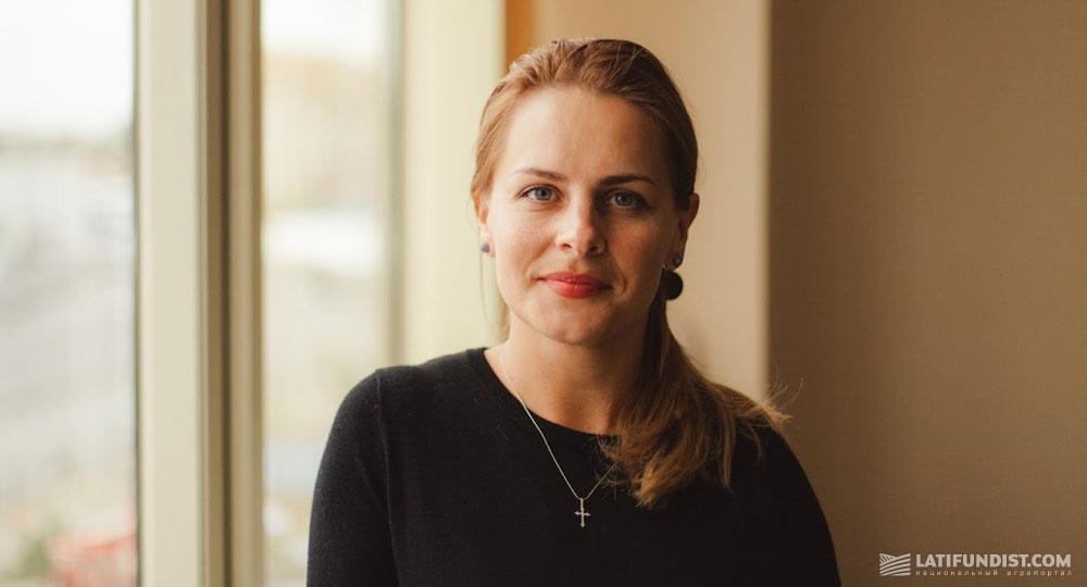 Янина Пономарева, коммерческий директор компании «ОТП Лизинг»