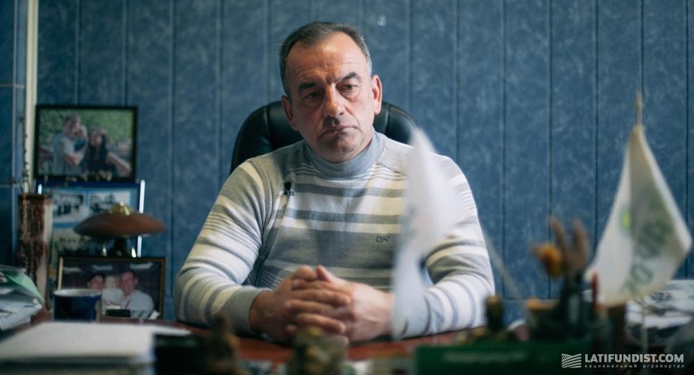 Анатолий Олейник, директор «Сварог-Днестр»