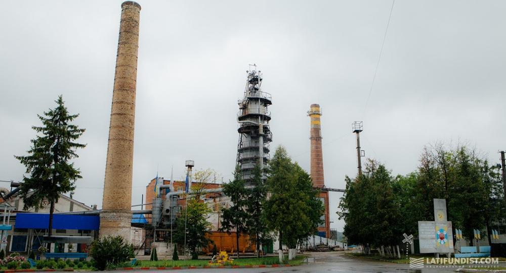 Ждановский сахарный завод