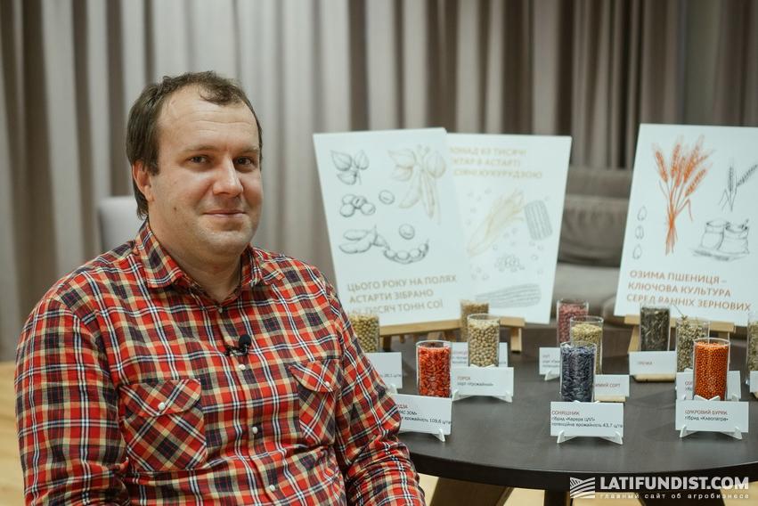 Тарас Опанасенко
