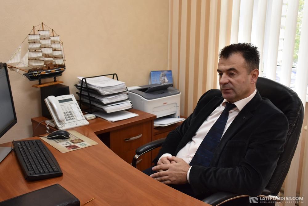 Владимир Палиенко, генеральный директор «Юкрейниан Шугар Компани»